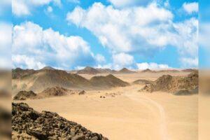 Dibujos misteriosos descubiertos en el desierto de Thar