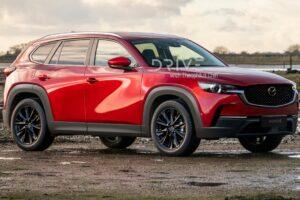 Mazda CX-5 renderizado 2022: SUV de generación media con tracción trasera