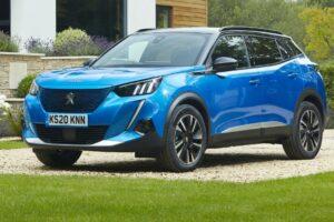 Peugeot Australia lanzará el primer automóvil eléctrico en 2022, parece probable que el SUV e-2008;  híbridos enchufables aquí a finales de 2021