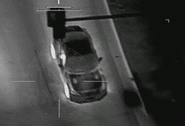 Conductor de Subaru BRZ recibe el equivalente a $ 10,000 en multas luego de ser perseguido por helicóptero de la policía