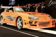 El rápido y furioso Toyota Supra establece récords en subastas