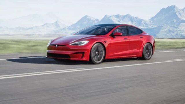 Elon Musk dice que Tesla ha cancelado oficialmente el Model S Plaid Plus