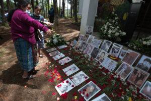 Lecciones de la meticulosa búsqueda de los desaparecidos en Guatemala
