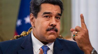 Maduro de Venezuela expresa deseo de ayuda exterior y acuerdo de Biden