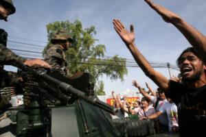 Recuerdos de un golpe de Estado hondureño