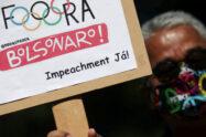 '¡Fuera Bolsonaro!': Más protestas en Brasil por la crisis de COVID