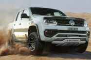 2022 Volkswagen Amarok W580X presentado, rendimiento todoterreno en salas de exhibición abril de 2022