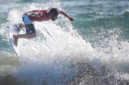 El surf hace su esperado debut en los Juegos Olímpicos de Tokio 2020
