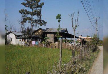La aldea de Tharu a lo largo de la frontera entre Indo y Nepal se desarrollará como un lugar turístico