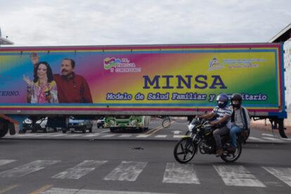 Otro candidato presidencial nicaragüense arrestado en represión