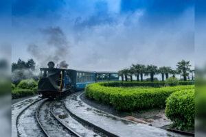 Darjeeling Himalayan Railway vuelve a la normalidad