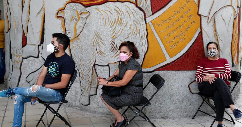 EE.UU. enviará más vacunas COVID-19 a México en medio de un repentino aumento en Delta |  Andrés Manuel López Obrador Noticias