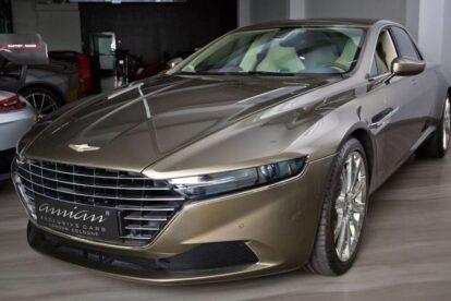 ¿Te quedan $ 1.6 millones?  Este Aston Martin Taraf podría ser para ti