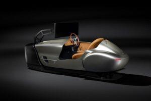 El simulador de conducción de automóviles clásicos de Pininfarina valorado en 200.000 dólares