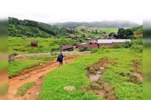 Kongthong, el pueblo silbante de Meghalaya, nombrado 'Mejor pueblo turístico'