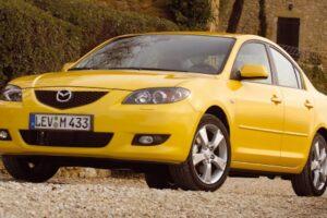 Retirada del Mazda 3 2003-06: 73,800 autos serán revisados por fallas en las bolsas de aire