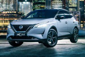 Se dan a conocer los detalles de Australia para el Nissan Qashqai 2022